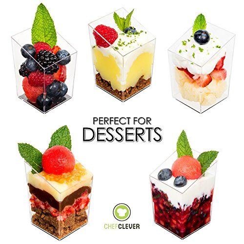Mini Dessert Cups Appetizer Bowls With Recipe E Book